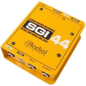 Radial SGI-44 Guitar Signal Extender at Gear 4 Music Image