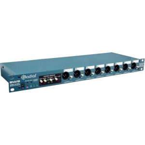 Radial SW8-USB Auto-Switcher and USB Interface at Gear 4 Music Image