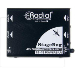 Radial StageBug SB-48 Phantom Power Supply at Gear 4 Music Image