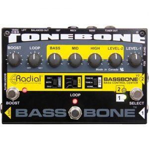 Radial Tonebone Bassbone V2 Bass Preamp at Gear 4 Music Image