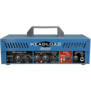 Radial Tonebone Headload V8 Guitar Amp Load Box at Gear 4 Music Image