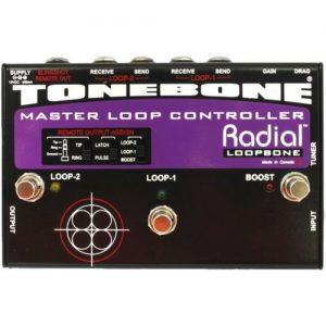 Radial Tonebone Loopbone Effects Loop Controller at Gear 4 Music Image