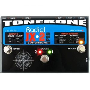 Radial Tonebone Switchbone ABY Switcher at Gear 4 Music Image