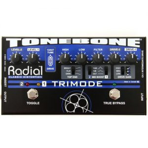 Radial Tonebone TriMode 12AX7 Tube Distortion at Gear 4 Music Image