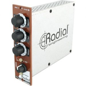 Radial Workhorse Q3 500 Series 3-Band EQ at Gear 4 Music Image