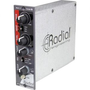 Radial Workhorse Space Heater 500 Series Tube Distortion at Gear 4 Music Image