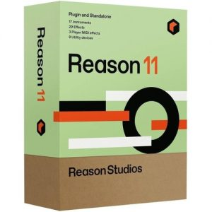Reason 11 10-User Network Multilicense Education at Gear 4 Music Image