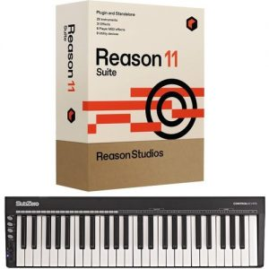 Reason 11 Suite with SubZero CONTROLKEY49S at Gear 4 Music Image