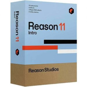 Reason Intro 11 (Boxed) at Gear 4 Music Image