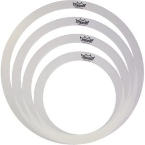 "Remo 10"" 12"" 14"" 14"" Rem-O-Ring Set at Gear 4 Music Image"
