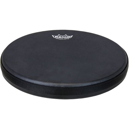 Remo 14'' Tubano Drumhead Black Suede at Gear 4 Music Image