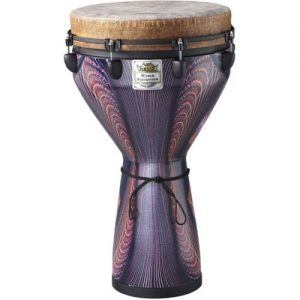 Remo 14 Djembe Salsa Deco at Gear 4 Music Image