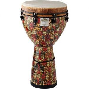 Remo 18 Djembe Leon Mobley Signature at Gear 4 Music Image