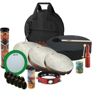 Remo 21 Piece Travel Percussion Pack at Gear 4 Music Image