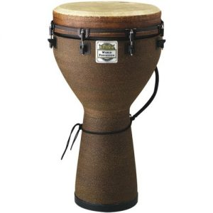 Remo 24 x 14 Key Tuned Djembe Earth at Gear 4 Music Image