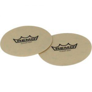 Remo 4 Clear Dot Sound Control Patch 2 Pack at Gear 4 Music Image