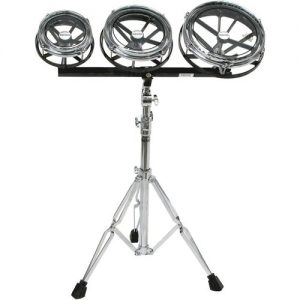 Remo 6 8 and 10 Rototom Set With Stand at Gear 4 Music Image