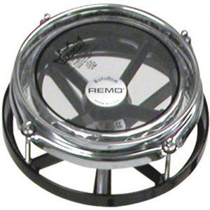 Remo 6 Rototom Black at Gear 4 Music Image