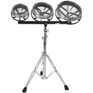 Remo 8 10 and 12 Rototom Set With Stand at Gear 4 Music Image