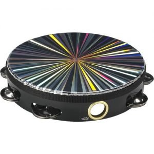 Remo 8 Single Row Radiant Tambourine at Gear 4 Music Image