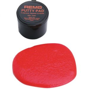 Remo Mouldable Putty Practice Pad at Gear 4 Music Image