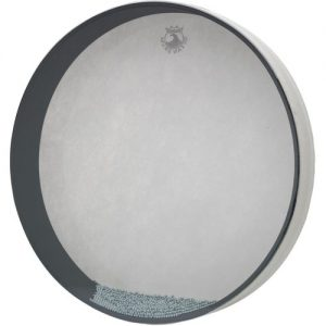 Remo Ocean Drum 16 x 2.5 White at Gear 4 Music Image
