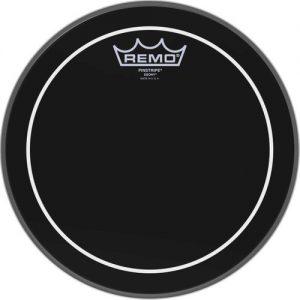 Remo Pinstripe Ebony 22 Bass Drum Head at Gear 4 Music Image