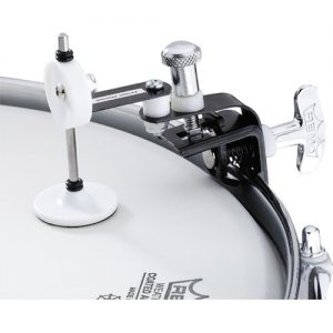 Remo Weckl Active Snare Head Dampening System at Gear 4 Music Image