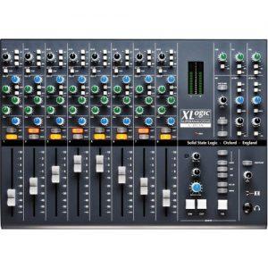 SSL X-Desk 16 Channel SuperAnalogue Summing Mixer at Gear 4 Music Image