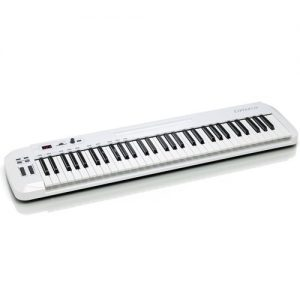 Samson Carbon 61 USB Midi Controller Keyboard at Gear 4 Music Image