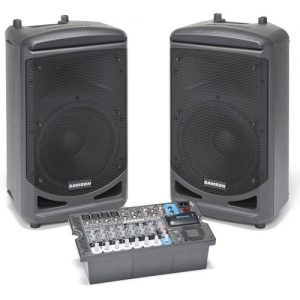 Samson Expedition XP1000B Portable PA System with Bluetooth at Gear 4 Music Image