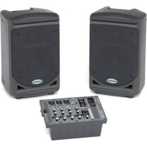 Samson Expedition XP150 Portable PA System at Gear 4 Music Image