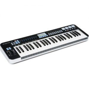 Samson Graphite 49 USB MIDI Keyboard Controller at Gear 4 Music Image