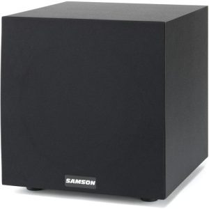 Samson MediaOne 10S Active Subwoofer at Gear 4 Music Image