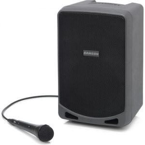 Samson XP106 Portable PA System at Gear 4 Music Image