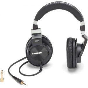 Samson Z55 Studio Headphones at Gear 4 Music Image