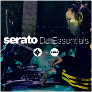 Serato DJ Essentials Download Card at Gear 4 Music Image