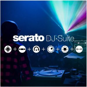 Serato DJ Suite Download Card at Gear 4 Music Image