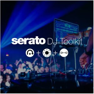 Serato DJ Tool Kit Download Card at Gear 4 Music Image
