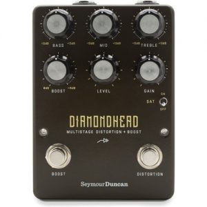 Seymour Duncan Diamond Head Multistage Distortion & Boost at Gear 4 Music Image