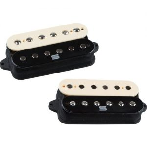 Seymour Duncan Duality Pickup Set Zebra at Gear 4 Music Image