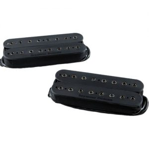 Seymour Duncan Mark Holcomb Alpha & Omega 8-String Set Black at Gear 4 Music Image
