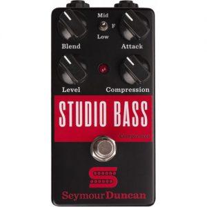 Seymour Duncan Studio Bass Compressor Pedal at Gear 4 Music Image