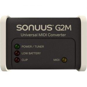 Sonuus G2M V3 Guitar to MIDI Converter at Gear 4 Music Image