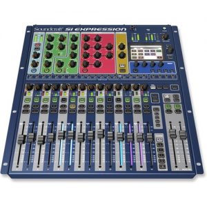 Soundcraft Si Expression 1 Digital Mixer at Gear 4 Music Image