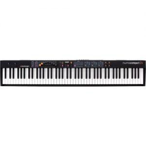 Studiologic Numa Compact 2X Keyboard at Gear 4 Music Image