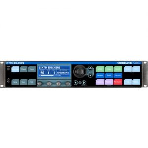 TC Helicon VoiceLive Rack Vocal Processor at Gear 4 Music Image