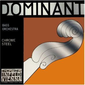 Thomastik Dominant 197 3/4 Double Bass Solo String Set at Gear 4 Music Image