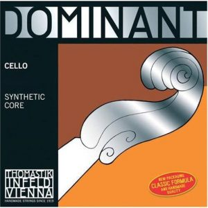 Thomastik Dominant Cello A. Chrome Wound String 1/2 at Gear 4 Music Image