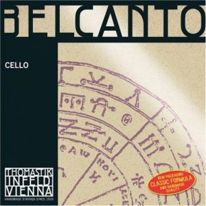 Thomastik Infeld Belcanto Cello String Set at Gear 4 Music Image
